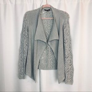 Tommy Bahama Open Face Cardigan Size Medium